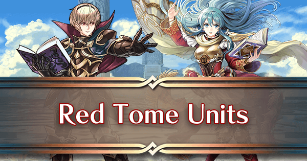 Red Tome Units
