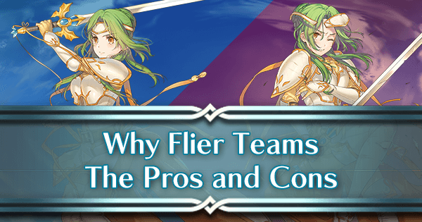 Why Flier Teams - The Pros and Cons