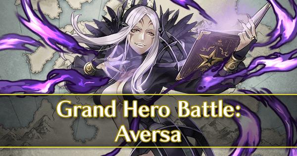 Grand Hero Battle - Aversa | Fire Emblem Heroes Wiki - GamePress