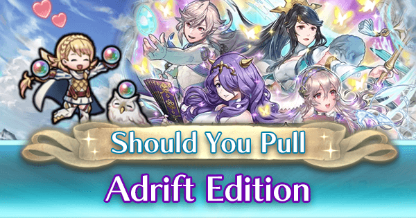 Should You Pull - Adrift Edition