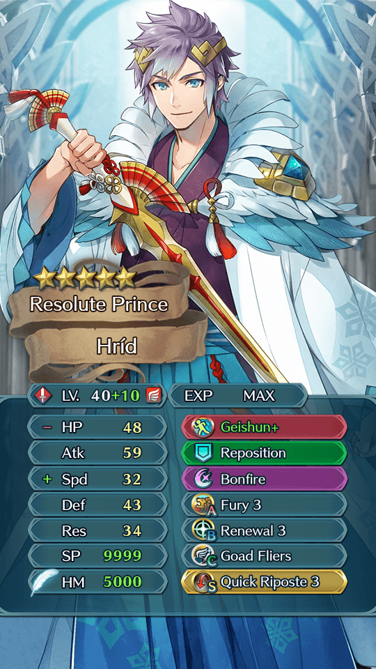 New year hrid build review | Fire Emblem Heroes Wiki - GamePress