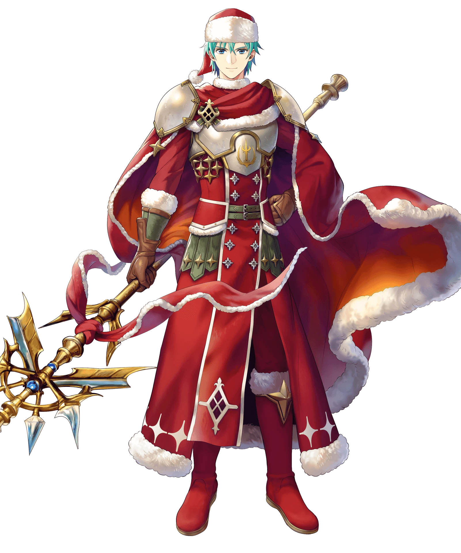 Fe Heroes Christmas.Winter Ephraim Fire Emblem Heroes Wiki Gamepress