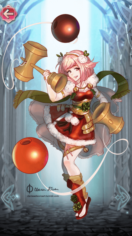 Feh Christmas Banner.Idea For New Christmas Banner Fire Emblem Heroes Wiki