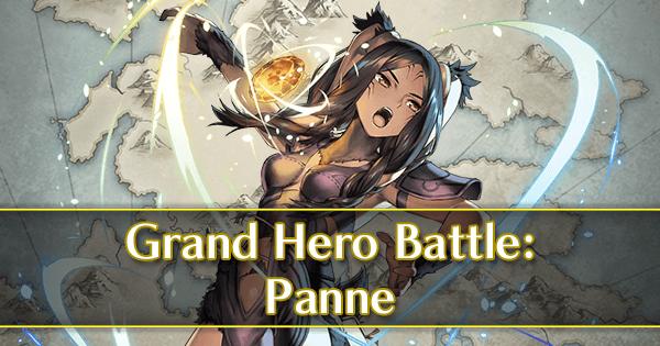 Grand Hero Battle - Panne