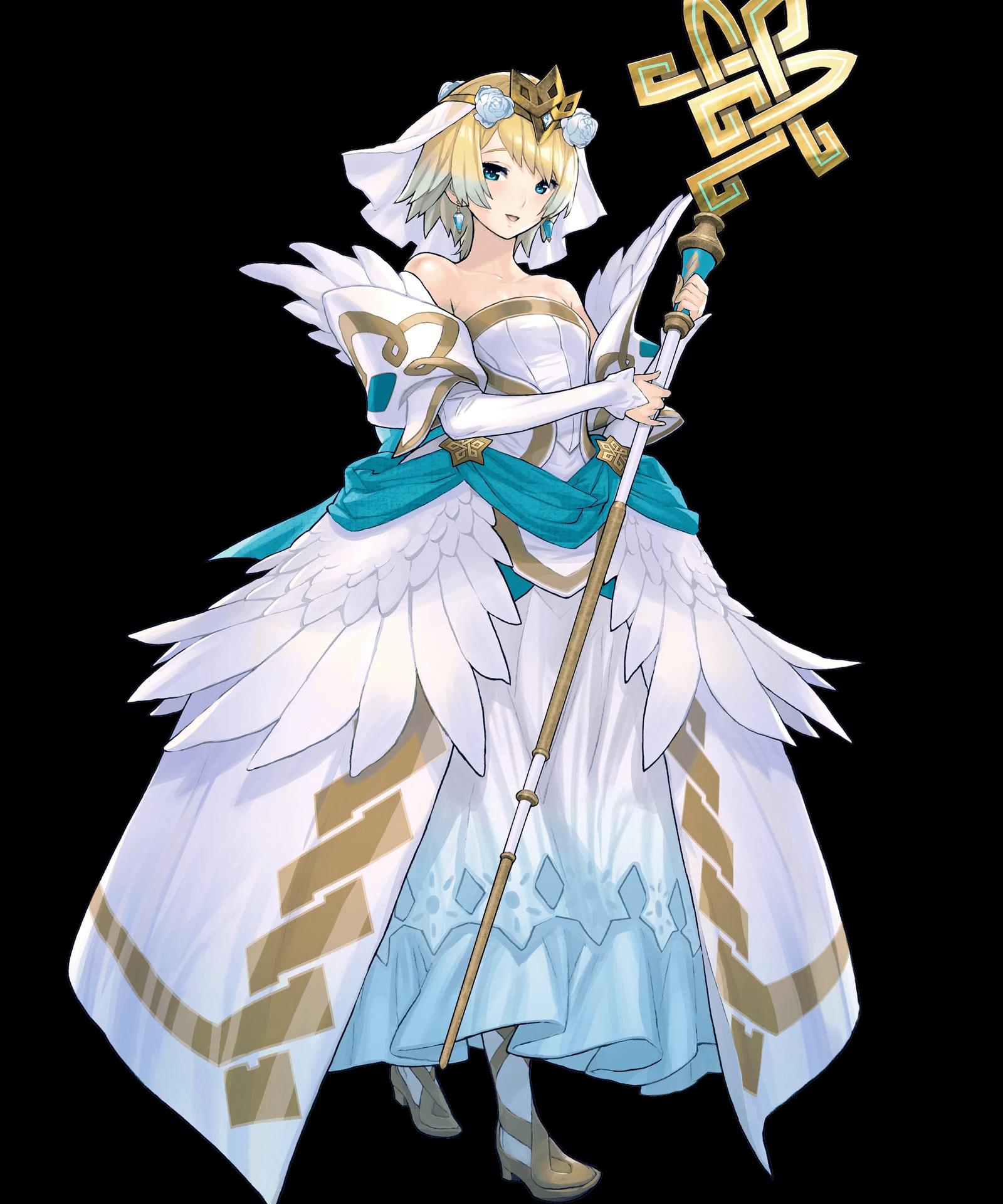 Fire Emblem Heroes Summoning Event for Azura: Vallite