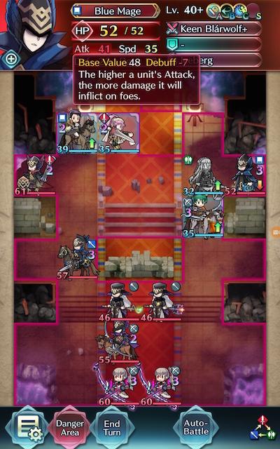 Attack Smoke Effect Screenshot