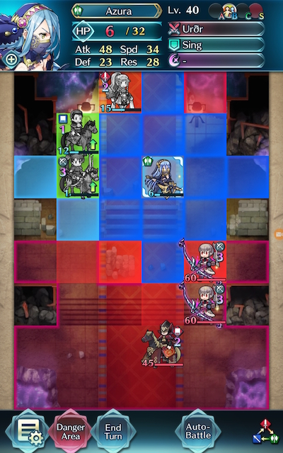 Wings of Mercy effect screenshot