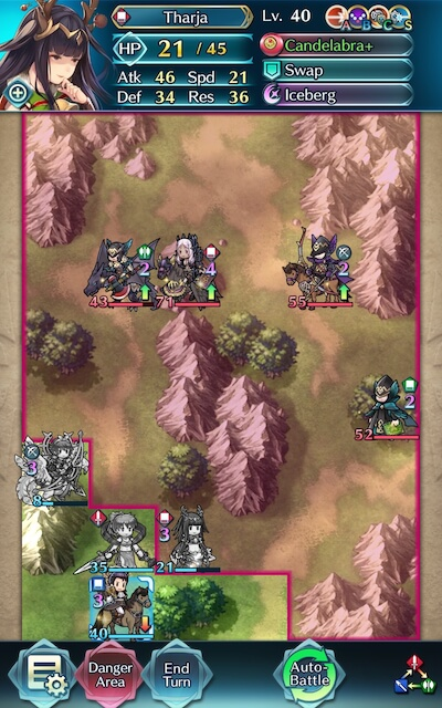 yes, the bow cavalier does KO if it attacks tharja. yes, I did cry when it did :(