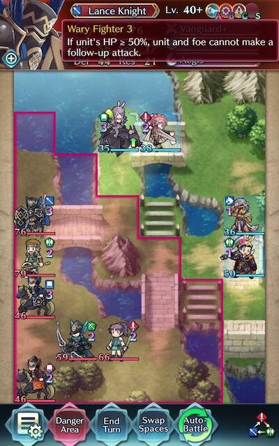 lance fighter screenshot