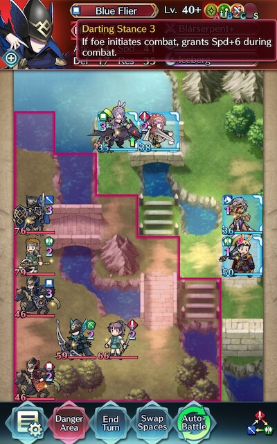 blue mage flier screenshot