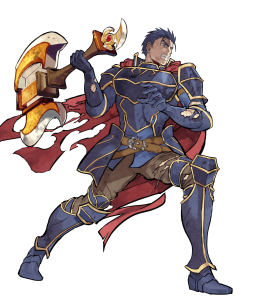 Hector Builds Fire Emblem Heroes