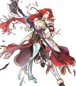 Titania | Fire Emblem Heroes Wiki - GamePress