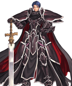 how to get black knight fire emblem heroes