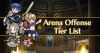 Arena Offense Tier List