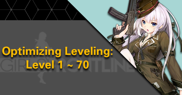 Optimizing Leveling: Lvl 1 ~ 70