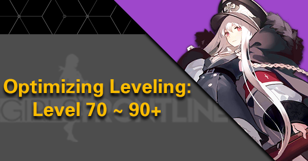 Optimizing Leveling: Lvl 70 ~ 90+