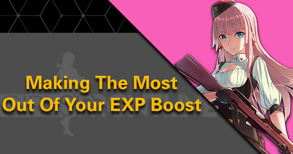 Making The Most Out Of Your EXP Boost