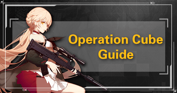Operation Cube Guide
