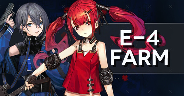 Revised banner image for Halloween Event: Freaky Pandemic E-4 Farming Guide, featuring P22 and CZ75