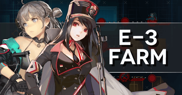 BAnner image for Halloween E-3 Farming Guide