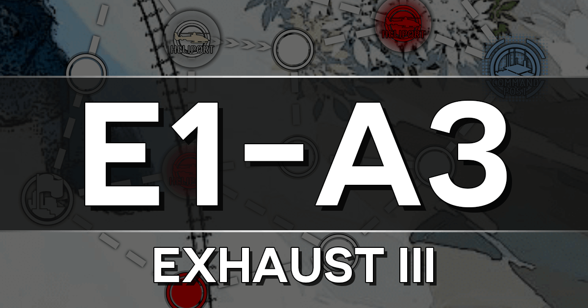 Banner image for Singularity Ch: 1-A3 Exhaust III