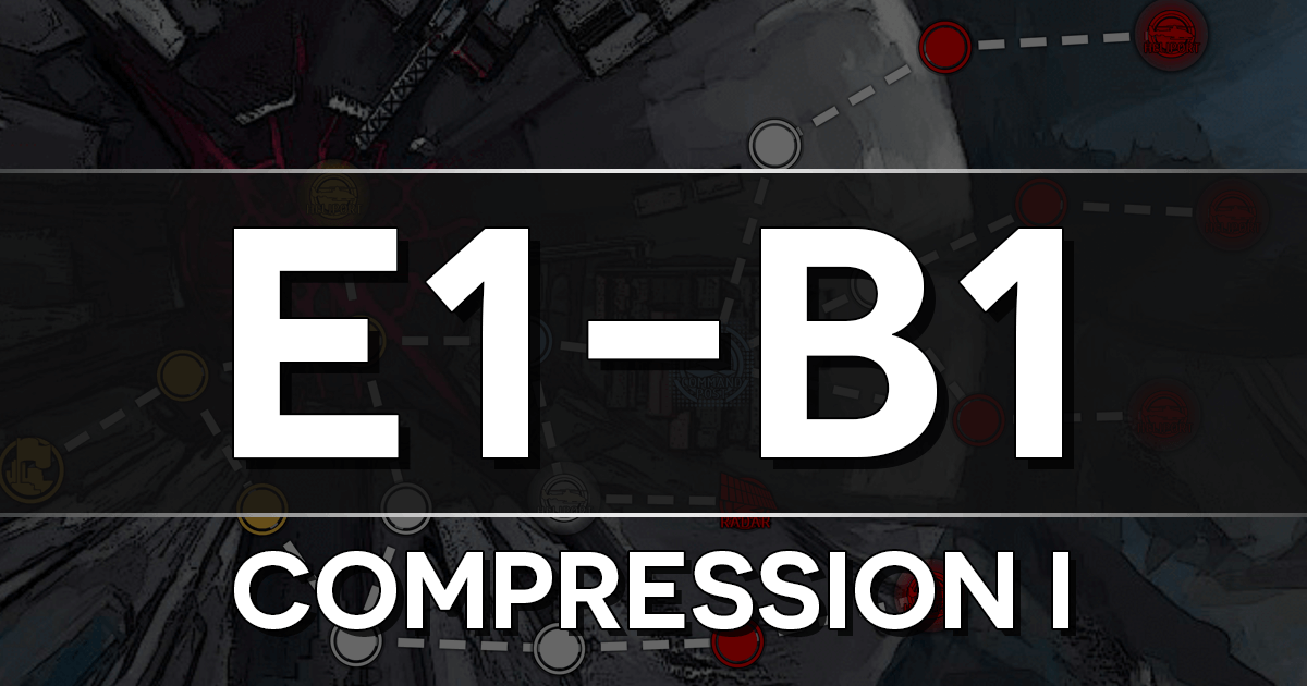 Singularity Chapter 1-B1: Compression I
