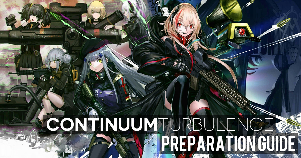 Continuum Turbulence Preparation Guide Banner, taken from