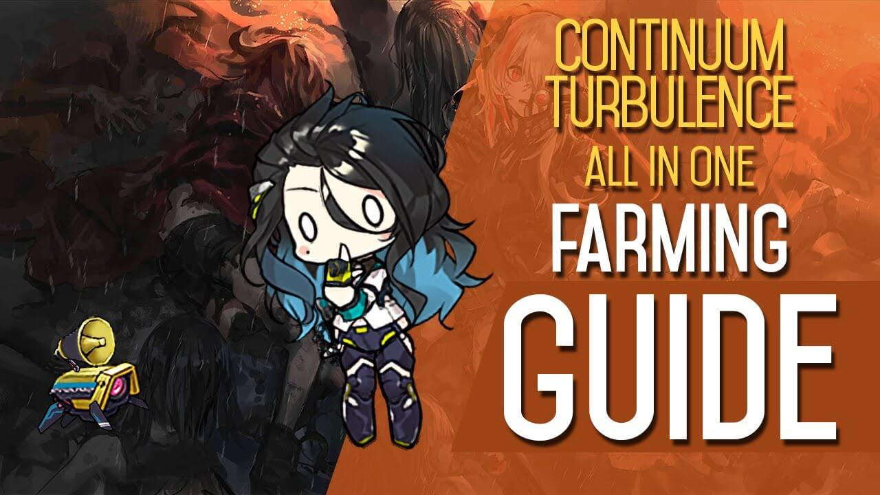 Continuum Turbulence All-in-One Farming Guide by Ceia