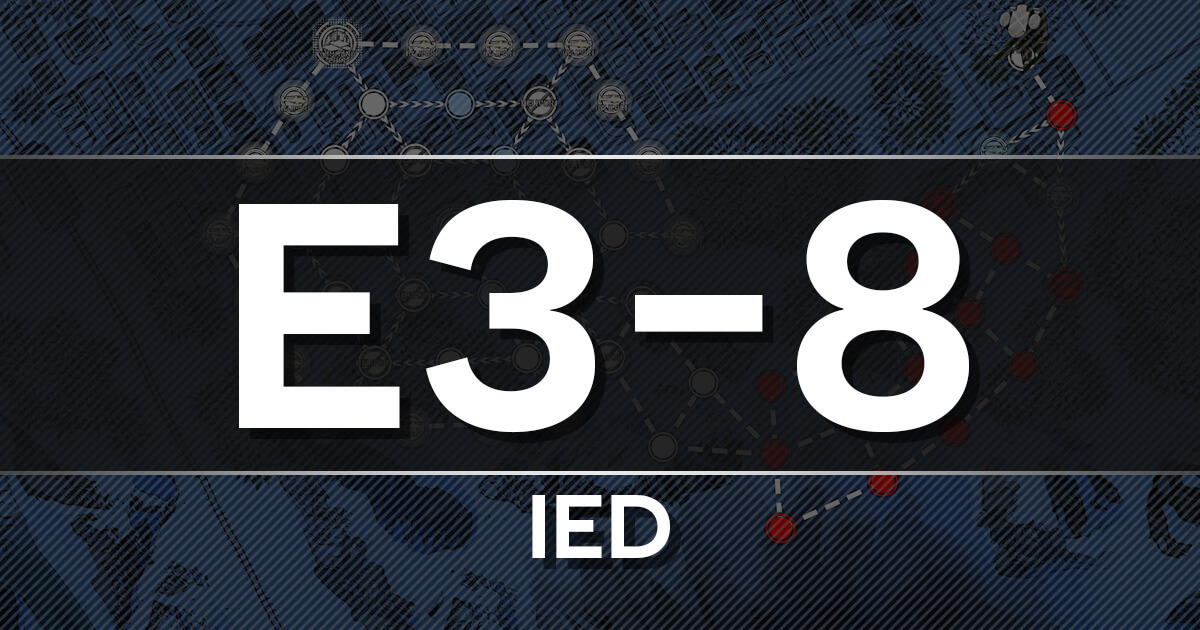 Banner image for CT E3-8