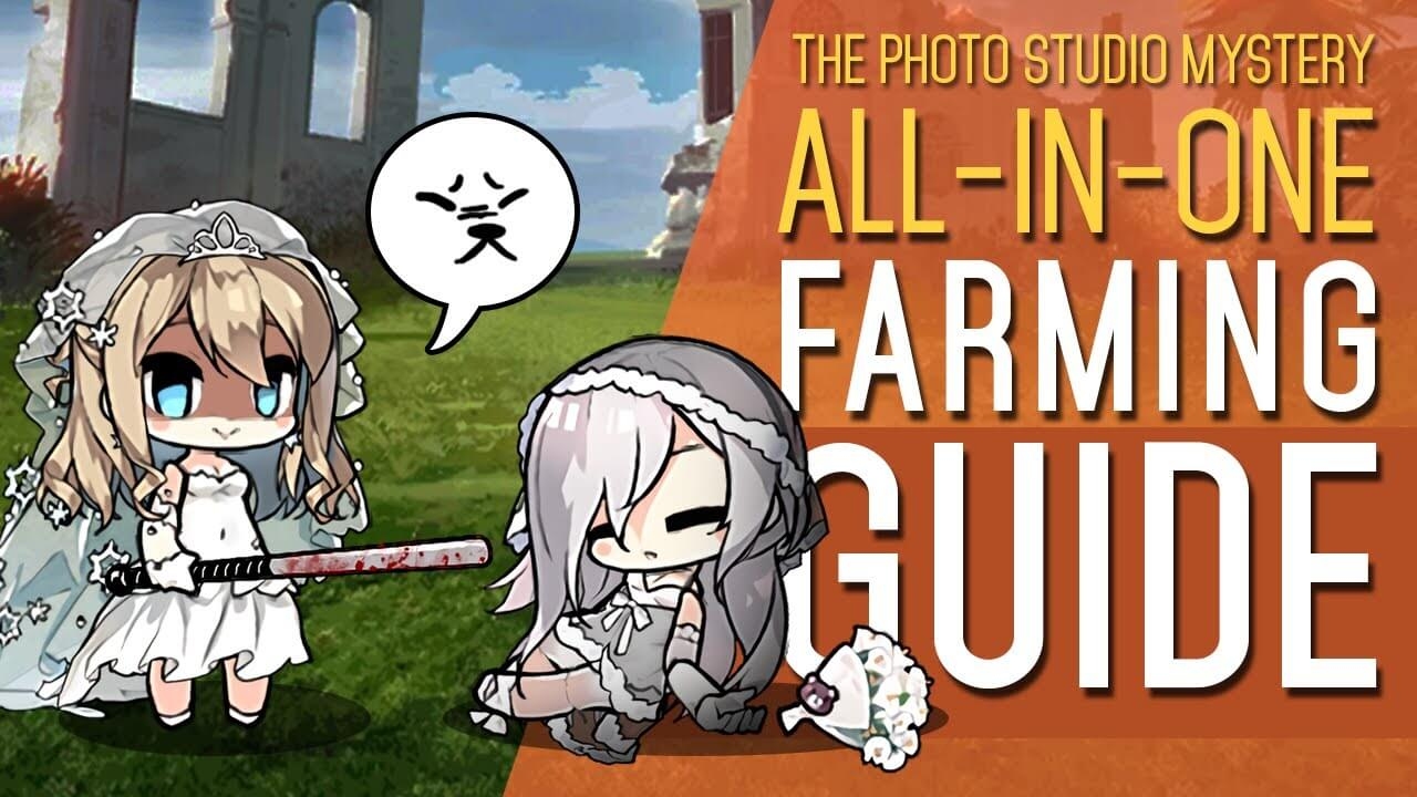 Thumbnail for the White Day All-in-One Farming Guide by Ceia