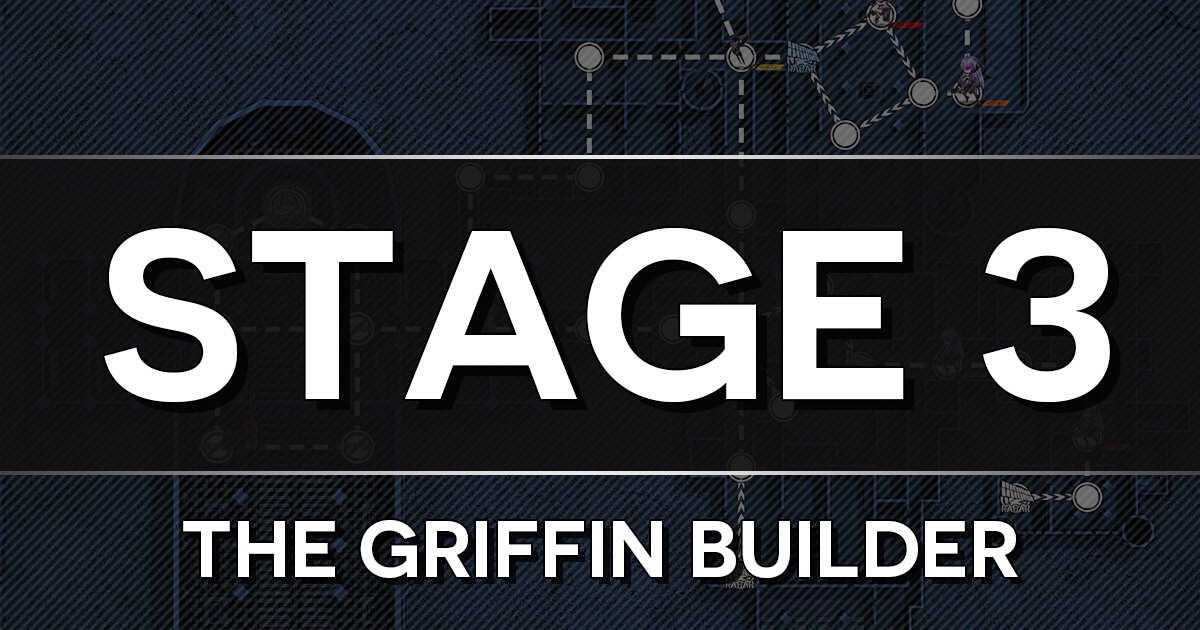 Clear Guide for White Day E1-3: The Griffin Builder