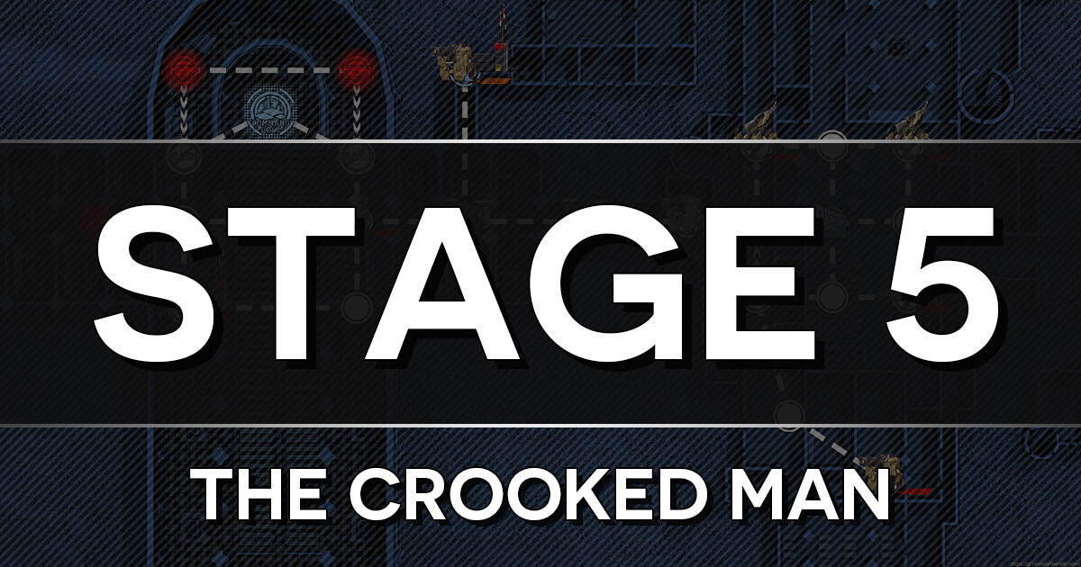 Clear Guide for White Day Stage 5: The Crooked Man