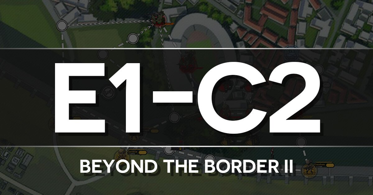 A guide to Isomer Chapter E1-C2: Beyond the Border II