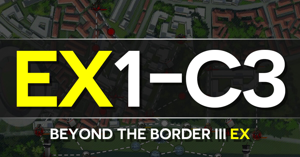 A guide to Isomer Chapter E1-C3: Beyond the Border III EX