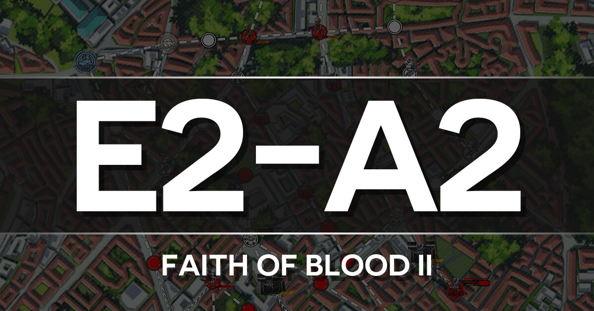 A guide to Isomer Chapter 2-A2: Faith of Blood Battle II