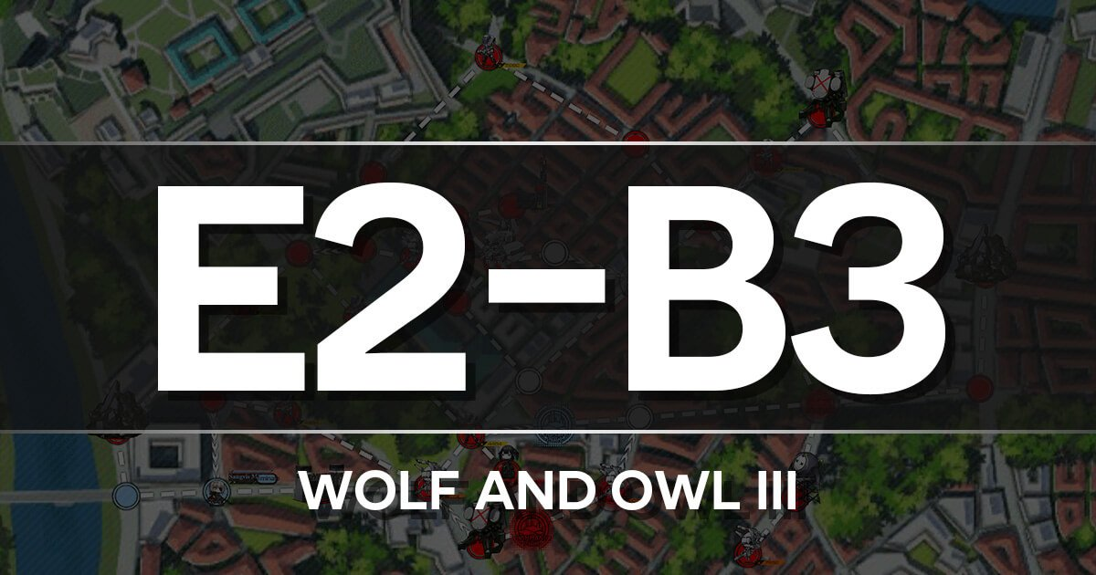 A guide to Isomer Chapter 2-B2: Wolf and Owl Battle I