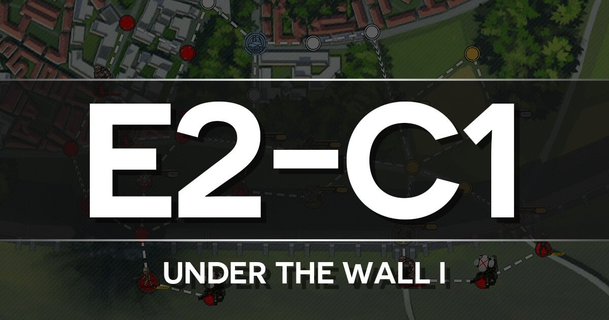 A guide to Isomer Chapter 2-C1: Under the Wall I
