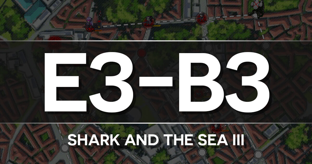 A guide to Isomer Chapter E3-B3: Shark and Sea Battle III