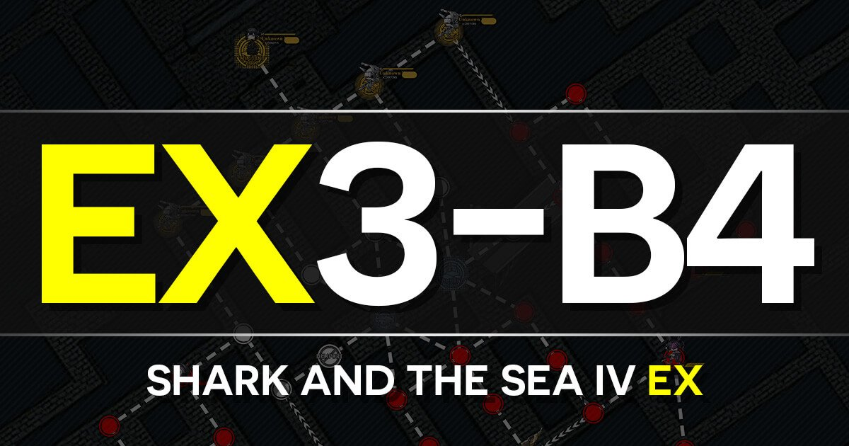 A guide to Isomer Chapter E3-B4: Shark and Sea Battle III EX