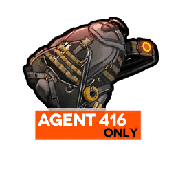 Agent 416's Special Equipment, Go Bag