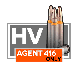 Agent 416's Special Equipment, High Explosive HV Ammo