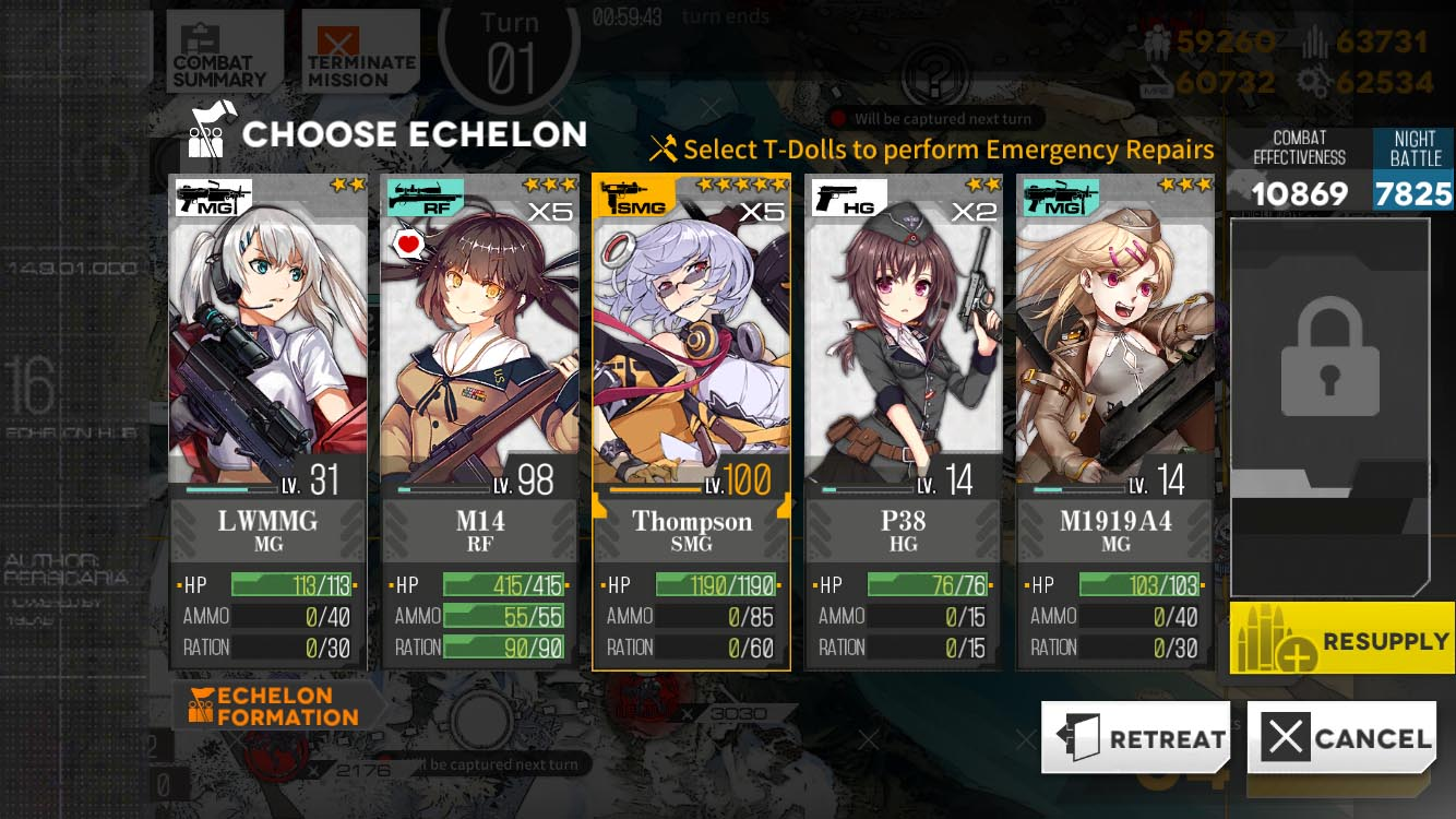 An example leveling team