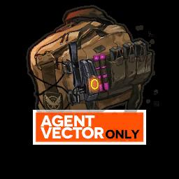 Agent Vector's Special Equipment, Go Bag