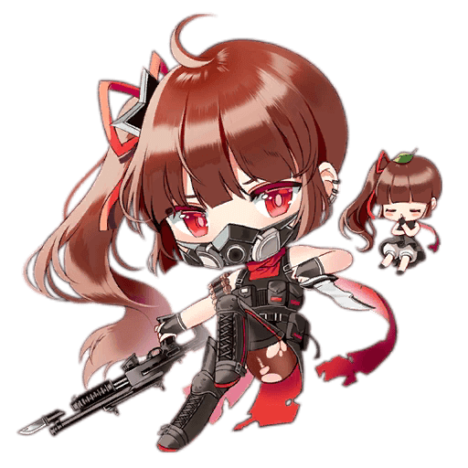 Combo Fairy stage 3 art from Girls' Frontline