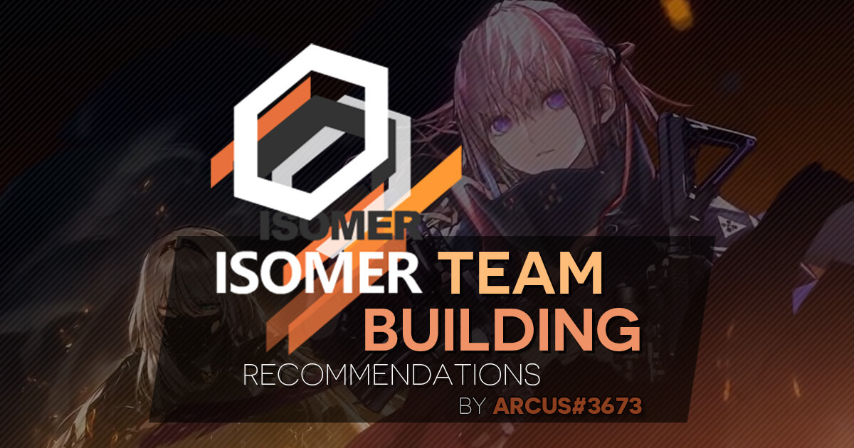 Isomer Teambuilding Guide by Arcus