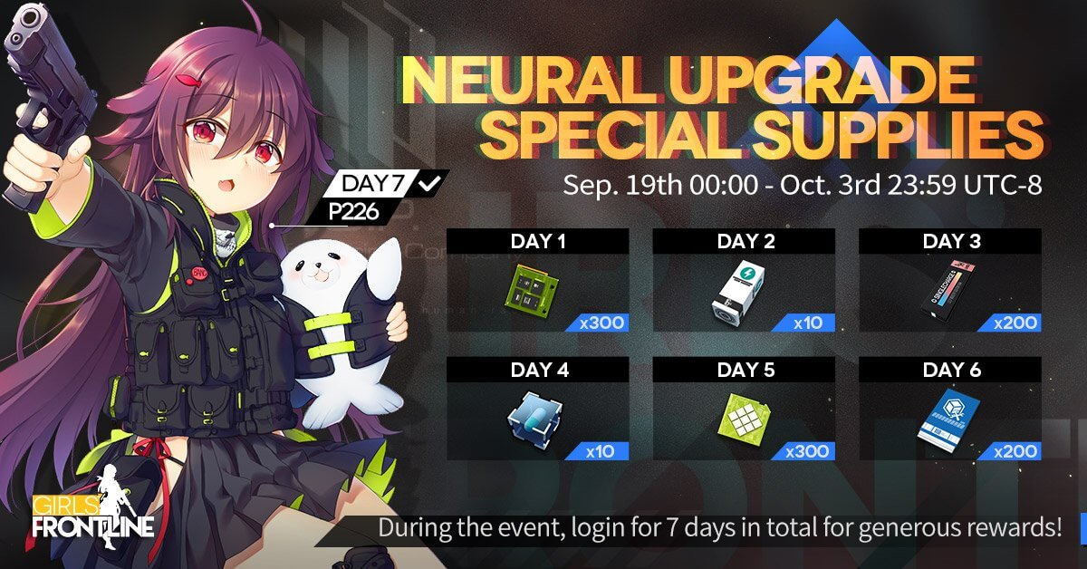 Neural Upgrade Login Campaign banner, for reference