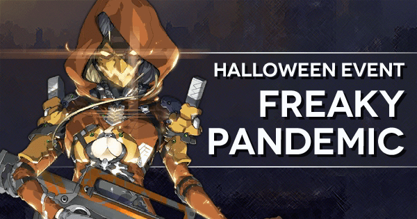 The Banner Image for Halloween Event