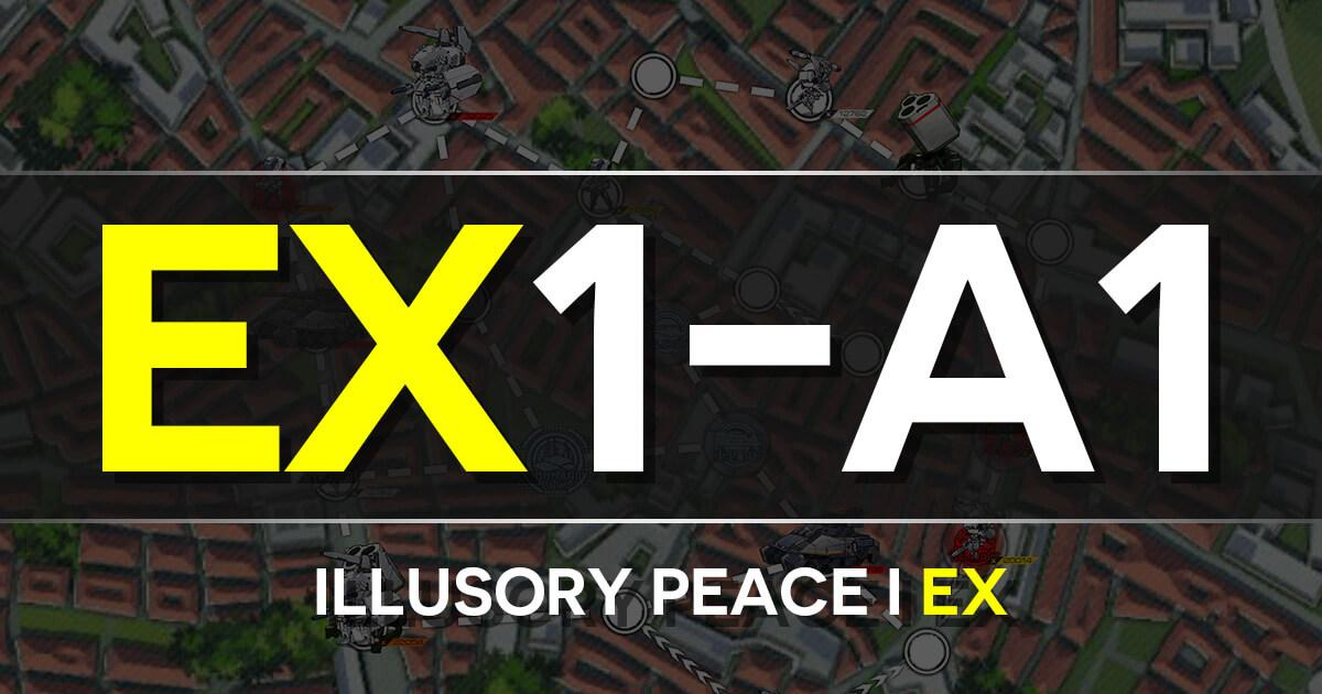 A guide to Isomer Chapter 1-A1 Illusory Peace 1 EX