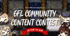 GFL Community Content Contest Event official GFC banner