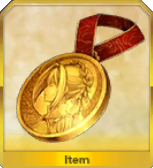 Nero Medal (Gold)